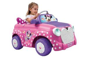 minnie automobile elettrica